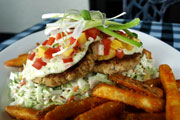 House Crab Cakes & Chips